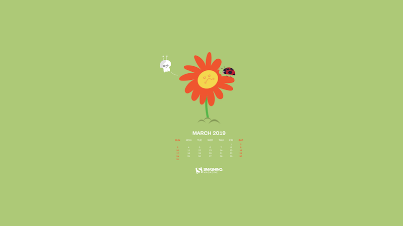Fresh Spring Vibes For Your Desktop March 2019 Wallpapers Edition