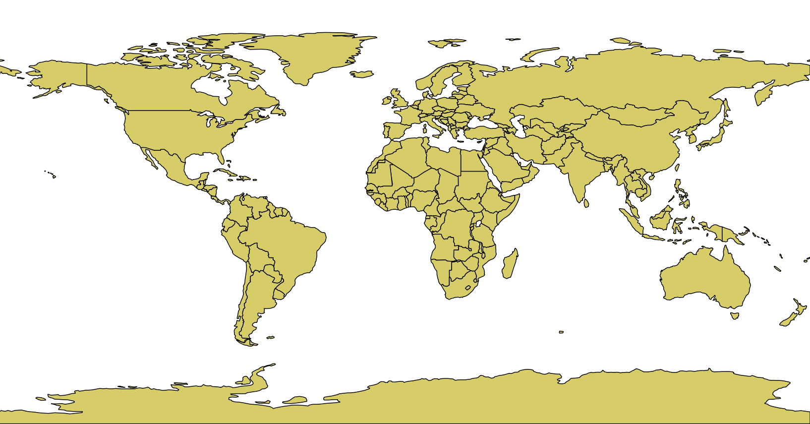 A Guide To Building Svg Maps From Natural Earth Data Smashing Magazine