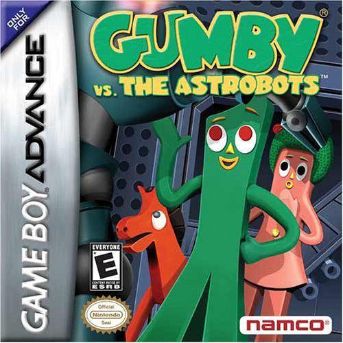 Gumby vs. the Astrobots in Plasticine Art Showcase
