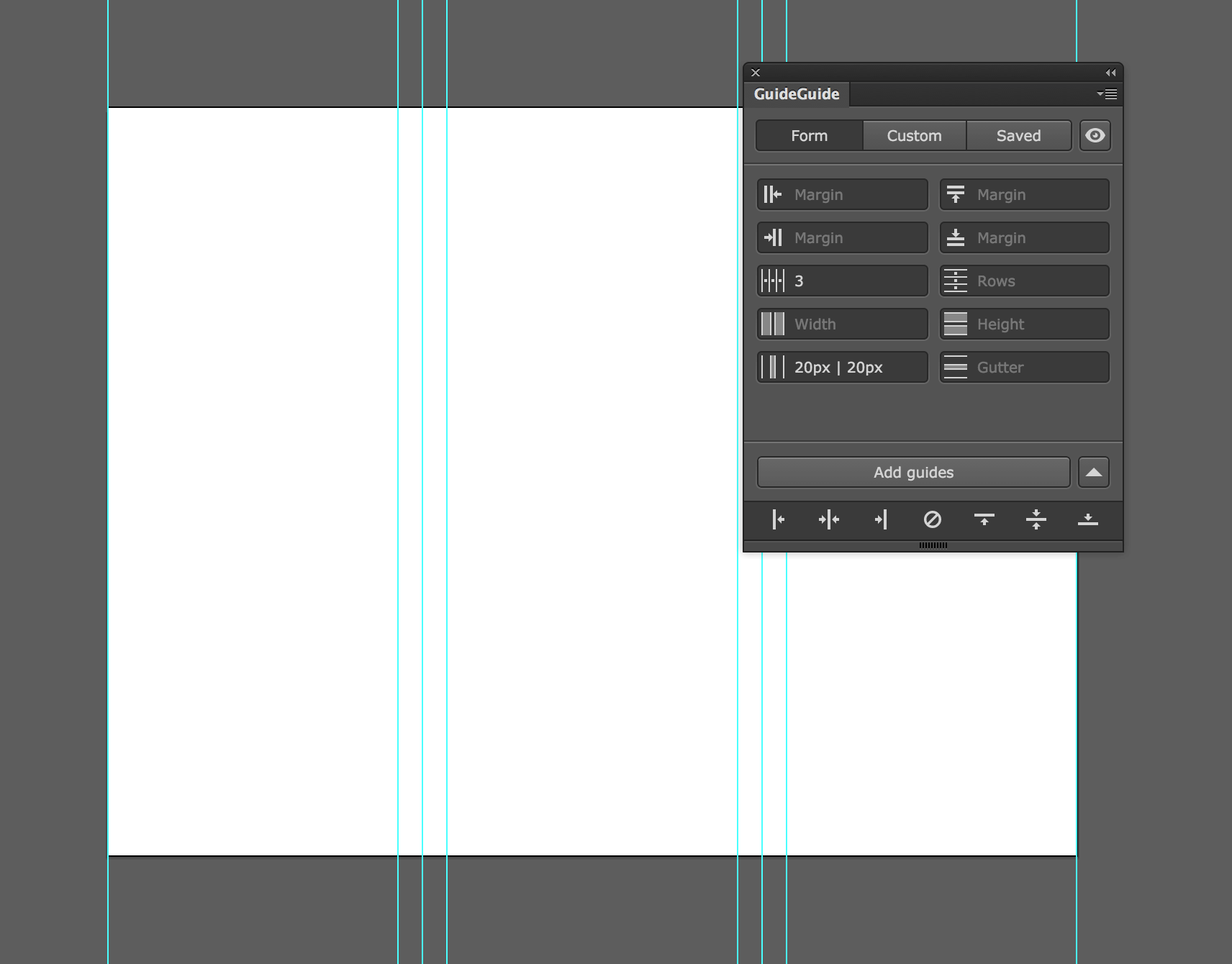 Enhancing Grid Design With Guideguide A Plugin For