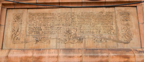 Wayfinding and Typographic Signs - victorian-commemorative-type