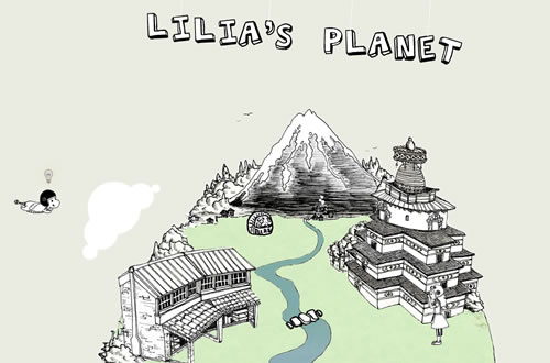 Lilia Planet