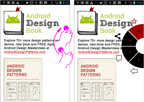 Navigation Fragmentation On Android