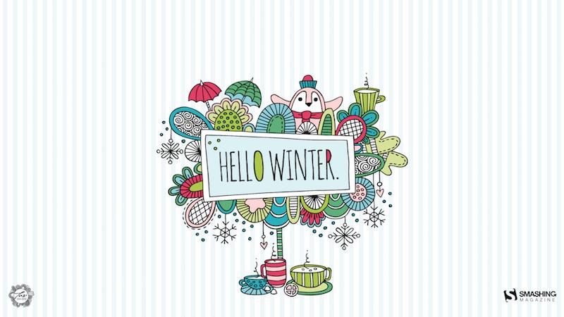 Hello Winter!