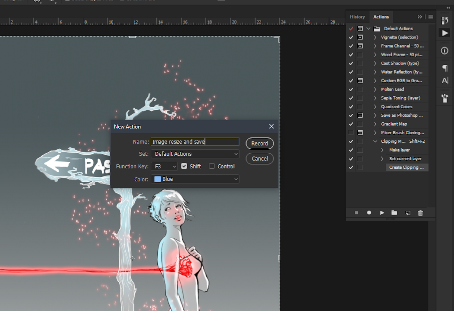 Photoshop Workflows And Shortcuts For Digital Artists — Smashing