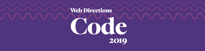 Web Directions Code 2019