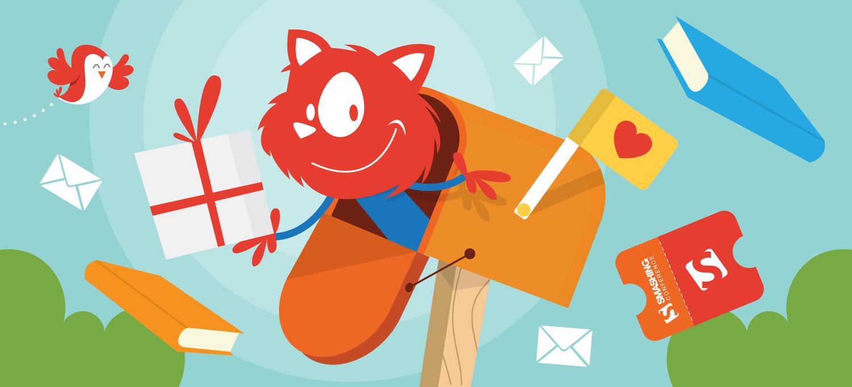 Smashing Giveaway: Join Smashing Newsletter and Win Smashing Prizes