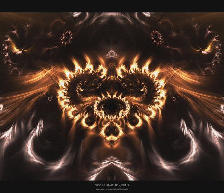 Phoenix Heart Be Reborn