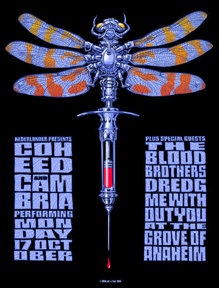 Coheed and Cambria by Emek