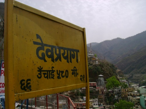 Wayfinding and Typographic Signs - dev-prayag