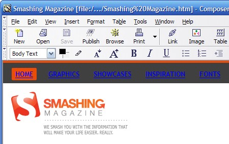 20 Useful WYSIWYG Editors Reviewed — Smashing Magazine