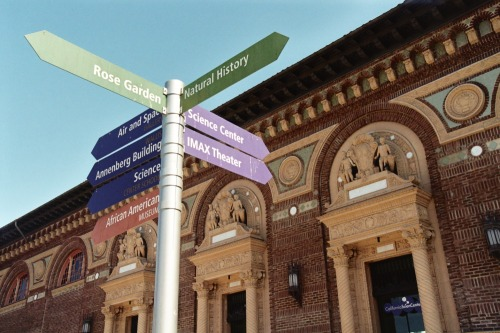 Wayfinding and Typographic Signs - everywhichway