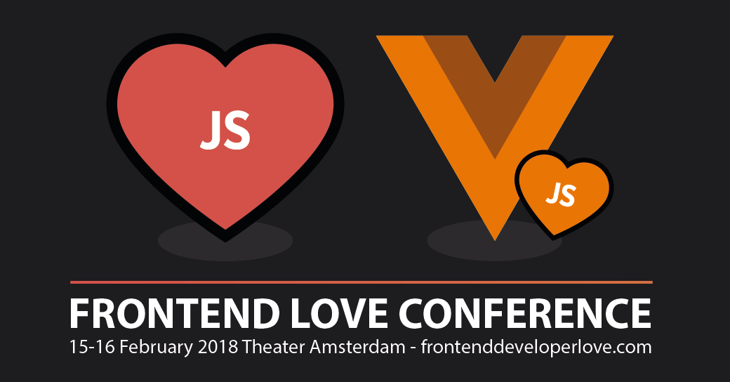 FRONTEND DEVELOPER LOVE CONFERENCE 2018