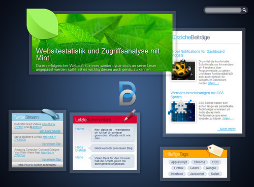 German Web Design - bieh.de