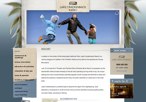 Lake Crackenback