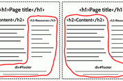 The importance of HTML5 sectioning elements by Heydon Pickering