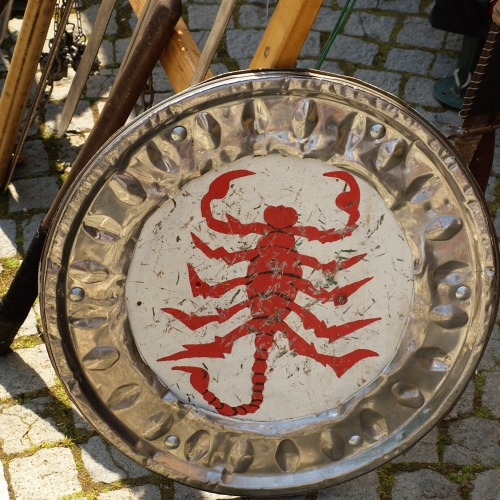 Wayfinding and Typographic Signs - fear-the-red-scorpion