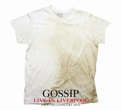 Gossip - Live in Liverpool