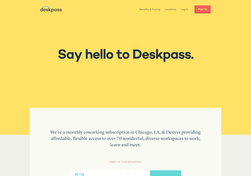 Deskpass