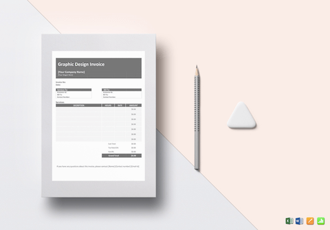 Invoice Like A Pro Design Examples And Best Practices Smashing Magazine