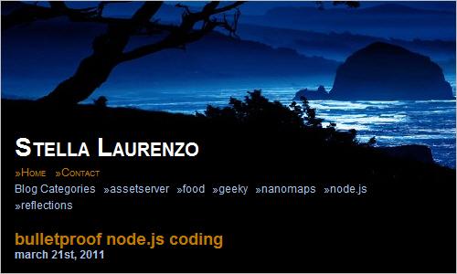 Bulletproof Node.js Coding