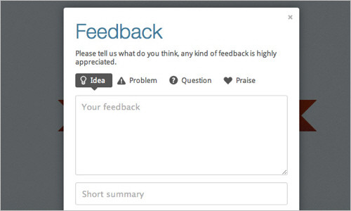 Usernoise Modal Feedback: A Free WordPress Contact Form That Just Works