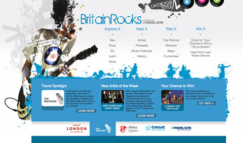 Britain Rocks