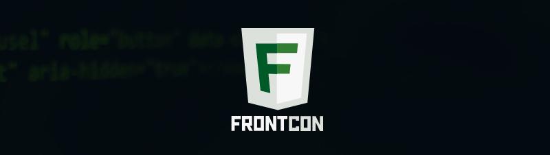 FrontCon 2018