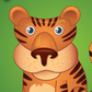 Create a Cute Little Tiger in Illustrator