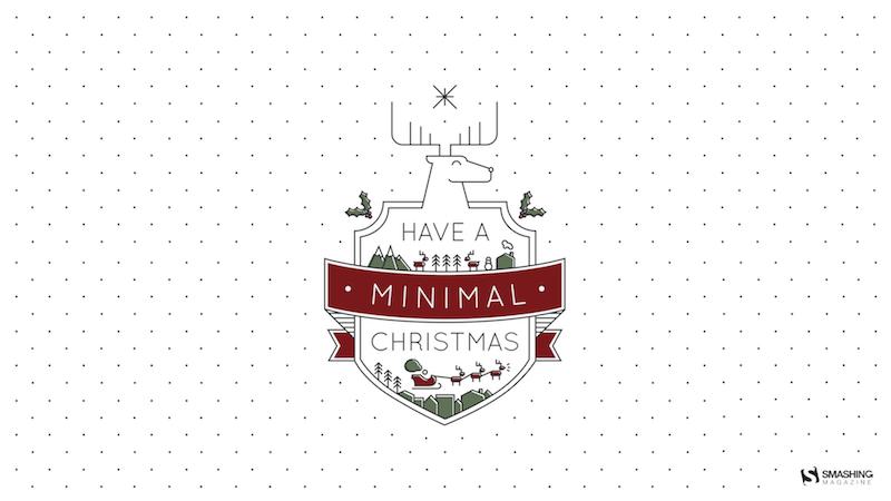 Have a Minimal Christmas