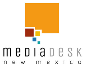 The MediaDesk NM logo.