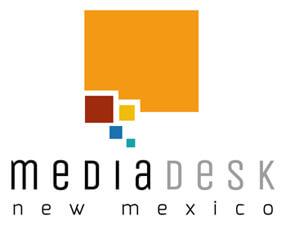 The MediaDesk NM logo.