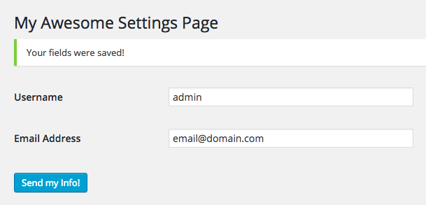 3 Approaches To Adding Configurable Fields To Your WordPress