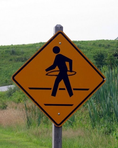 Wayfinding and Typographic Signs - hula-crossing--brandywine-delaware