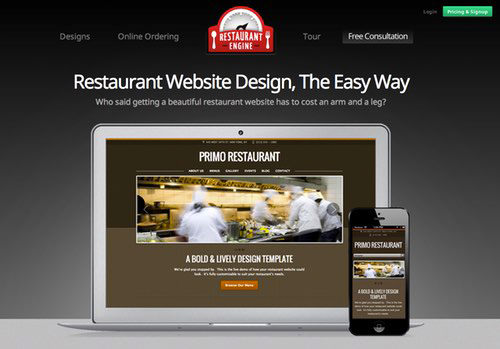 My SaaS turned Productized Service, Restaurant Engine.