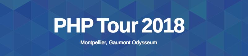 PHP Tour 2018