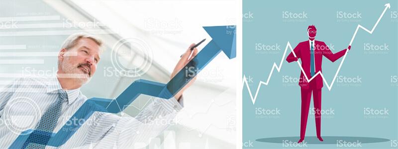 Stock photo versus stock illustration