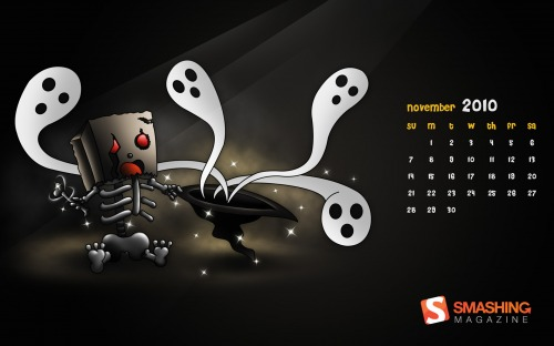 Smashing Wallpaper - november 10