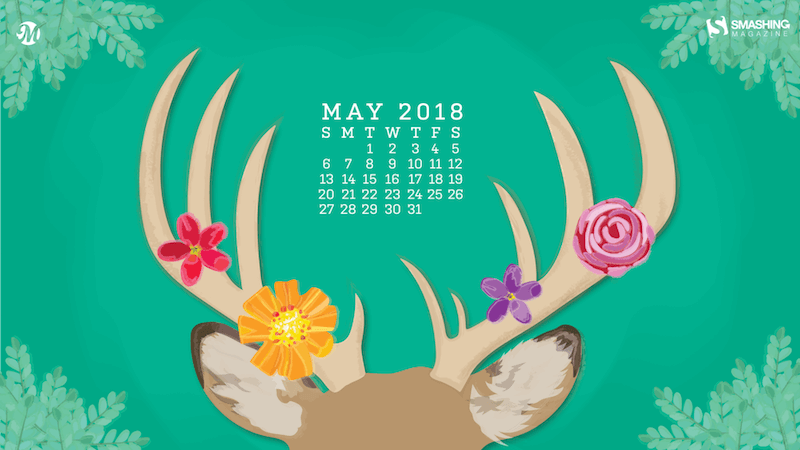 It's Finally May, My Deer