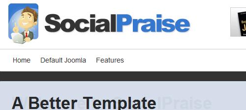 SocialPraise by JoomlaPraise.com