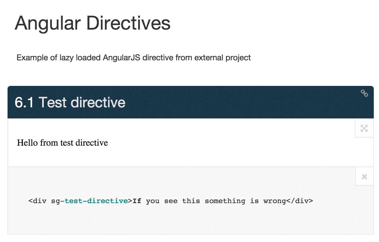 Angularjs directive template costumepartyrun how to automate style guide driven development smashing maxwellsz
