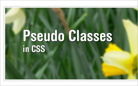 The Mysterious Pseudo Class in CSS