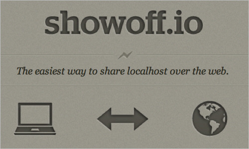 Showoff.io: Easily Share Localhost