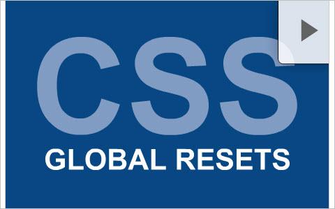 CSS Reset - a simpler option
