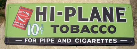 Hi-Plane Tobacco