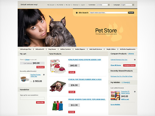 25 Magento Templates For Your E Commerce Business Smashing Magazine
