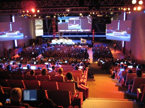 Future of Web Design Conference in London, 2010