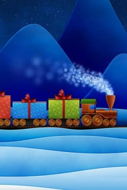 ipad christmas wallpaper hd free