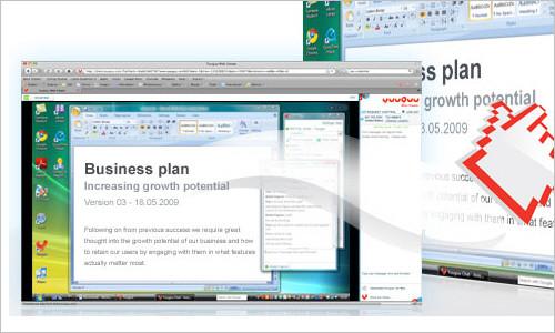 Yuuguu: Instant screen sharing and web conferencing