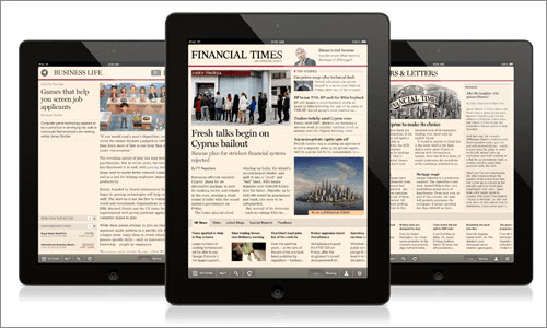 Building The New Financial Times Web App